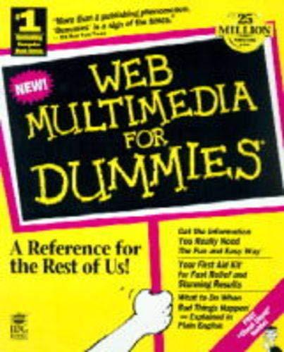 9780764500251: Web Multimedia for Dummies