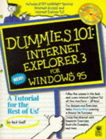 Internet Explorer for Windows 95: Snell, Ned
