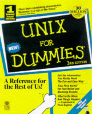 9780764501302: Unix for Dummies