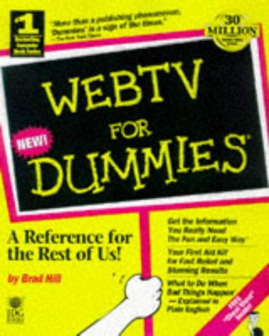 9780764501500: Webtv for Dummies (For Dummies Series)