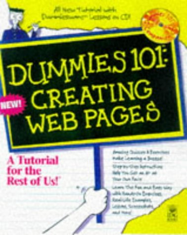 9780764501630: Dummies 101: Creating Web Pages (For Dummies Series)