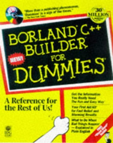 9780764501968: Borland C++ Builder for Dummies