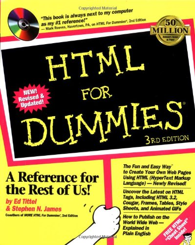 9780764502149: HTML For Dummies