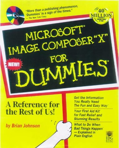 9780764502286: Microsoft Image Composer for Dummies