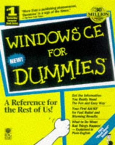 9780764502606: Windows CE For Dummies
