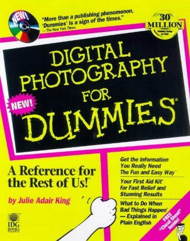 9780764502941: Digital Photography for Dummies (1st ed)