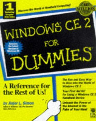 9780764503221: Windows Ce 2 for Dummies