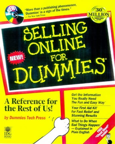 Selling stock options for dummies