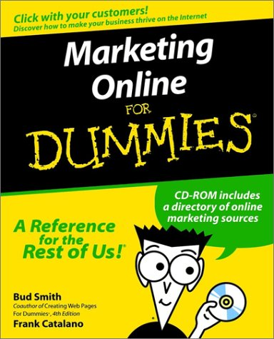 9780764503351: Marketing Online For Dummies