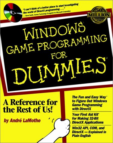 9780764503375: Windows Game Programming For Dummies