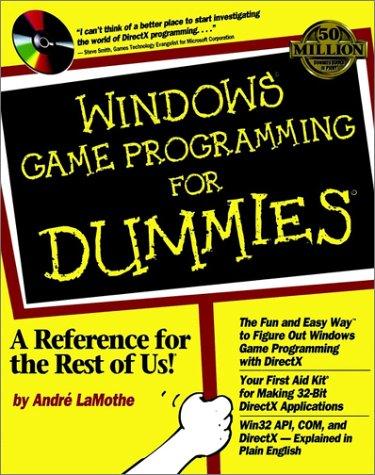 9780764503375: Windows Game Programming For Dummies?