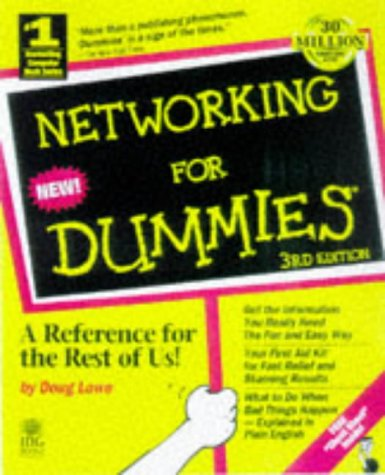 9780764503467: Networking for Dummies