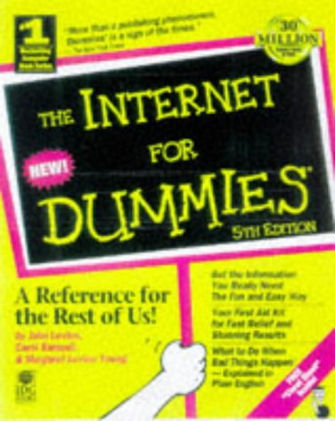 9780764503542: The Internet for Dummies