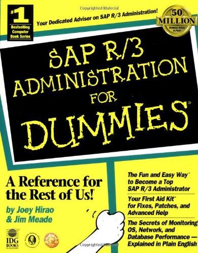 9780764503757: SAP R/3 For Dummies