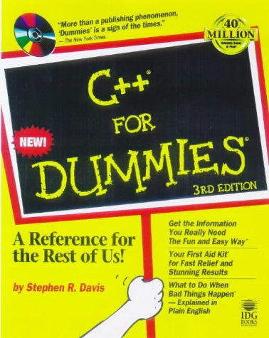 9780764503894: C++ for Dummies (3rd ed)