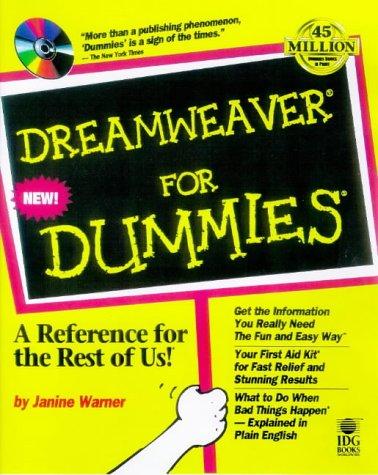 9780764504075: Dreamweaver CS4 For Dummies