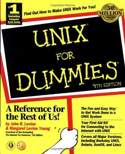 9780764504198: Unix for Dummies