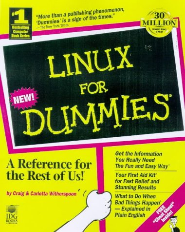 9780764504211: LINUX For Dummies (2nd ed)
