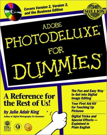 9780764504266: Adobe PhotoDeluxe 2.0 For Dummies
