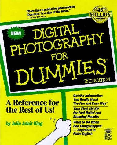 9780764504310: Digital Photography for Dummies (2nd ed)