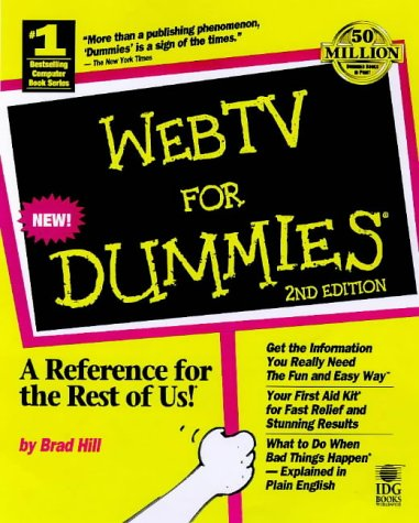 9780764504617: WebTV For Dummies (For Dummies Series)