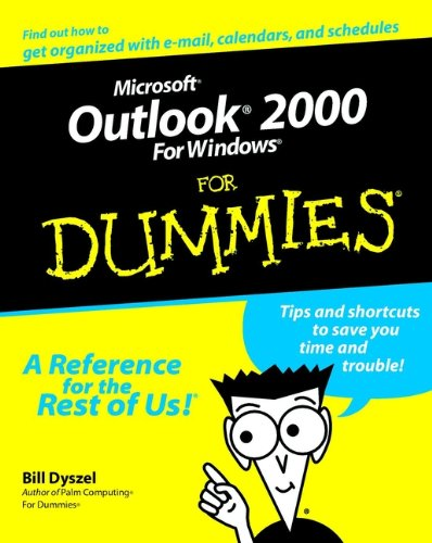 9780764504716: Microsoft Outlook 2000 for Windows For Dummies (For Dummies Series)