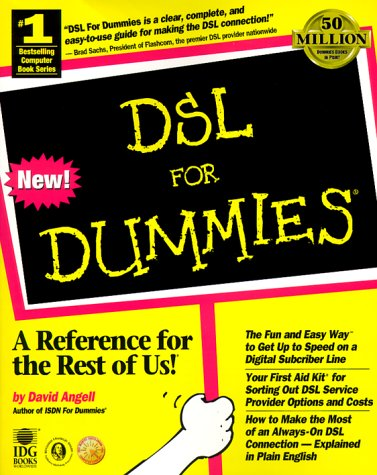 9780764504754: DSL For Dummies