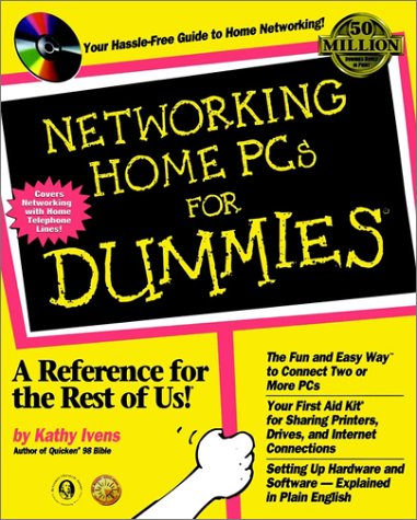 9780764504914: Networking Home PCs For Dummies?
