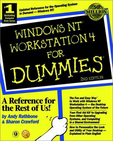 9780764504969: Windows NT Workstation 4 For Dummies