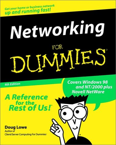 9780764504983: Networking For Dummies