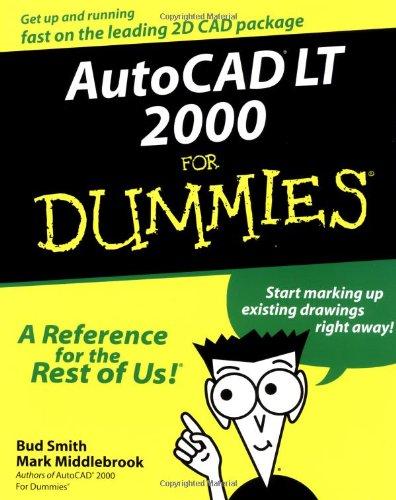 9780764506000: Autocad Lt 2000 for Dummies