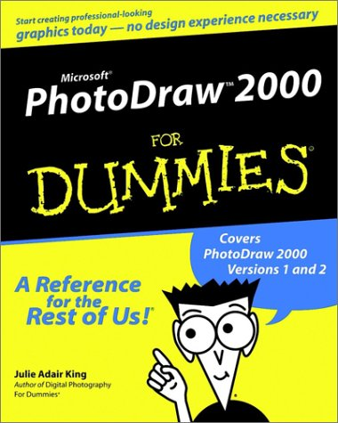 9780764506017: Microsoft Photodraw 2000 for Dummies