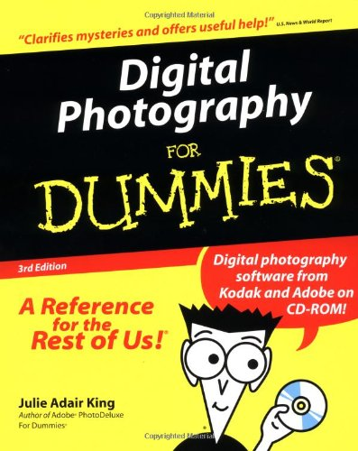 9780764506468: Digital Photography For Dummies