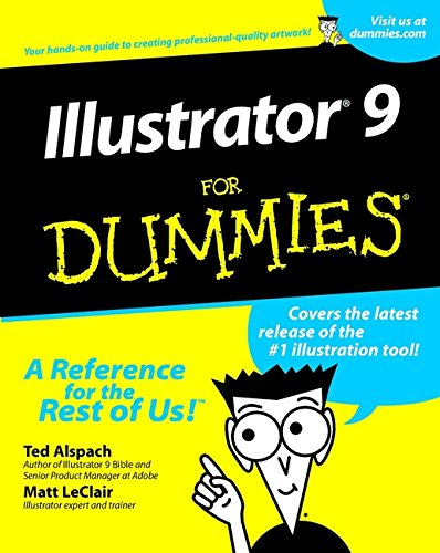 9780764506680: Illustrator 9 for Dummies