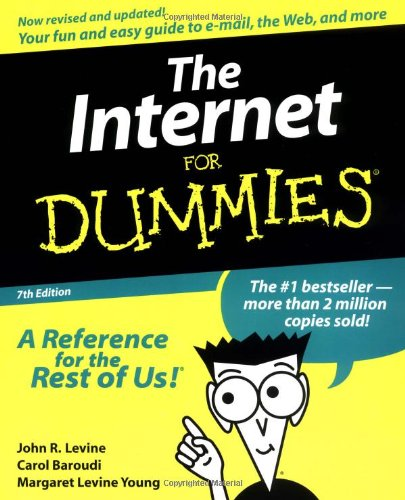 9780764506741: The Internet for Dummies