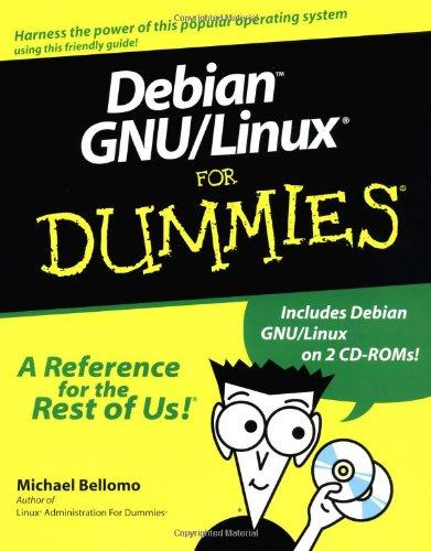 9780764507137: Debian GNU/Linux For Dummies