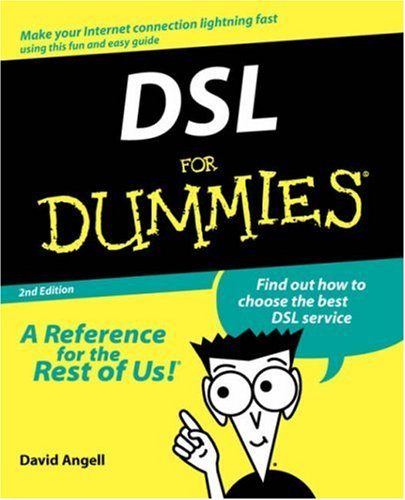 9780764507151: DSL For Dummies 2e