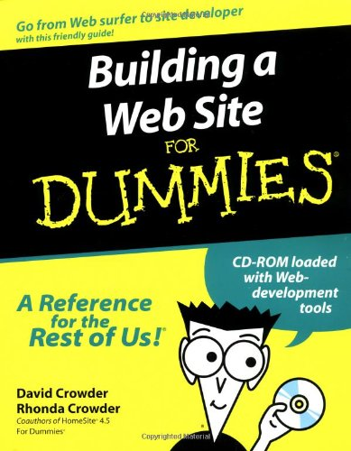 9780764507205: Building a Web Site For Dummies (For Dummies (Computer/Tech))