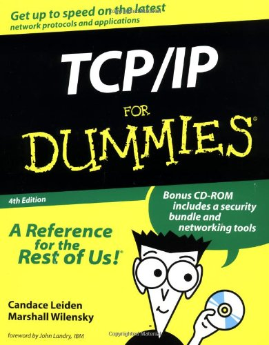9780764507267: TCP/IP For Dummies