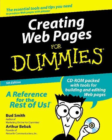 9780764507335: Creating Web Pages For Dummies