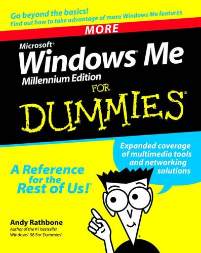 9780764507342: MORE Microsoft Windows Me For Dummies (For Dummies (Computers))