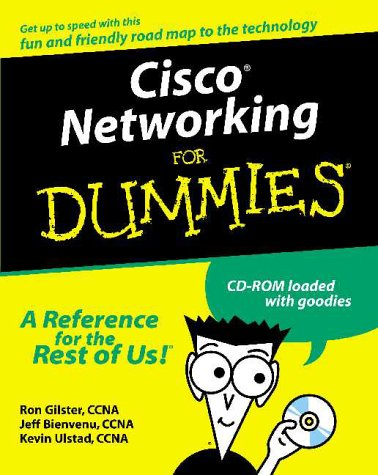 9780764507403: Cisco Networking for Dummies