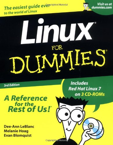 9780764507441: Linux For Dummies