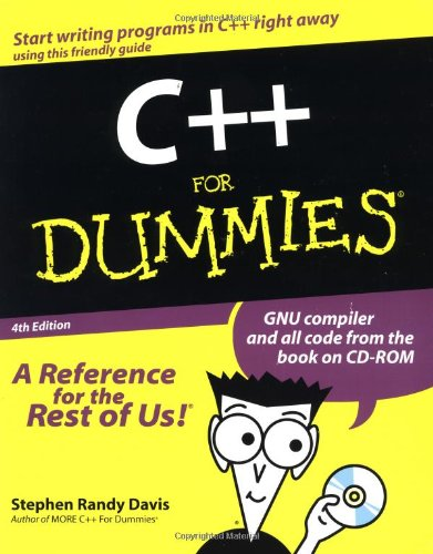 9780764507465: C++ For Dummies