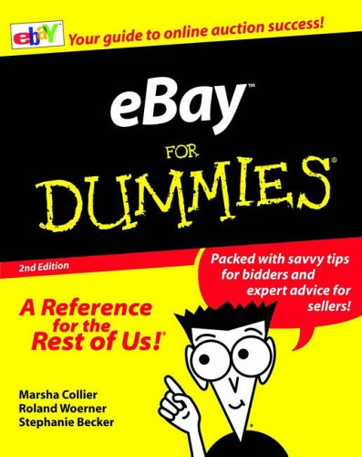 9780764507618: eBay For Dummies (For Dummies (Computers))