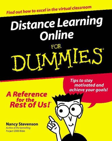9780764507632: Distance Learning Online for Dummies