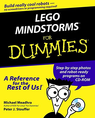 9780764507670: Lego Mindstorms For Dummies