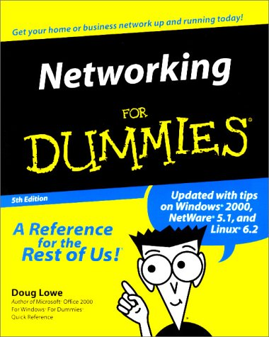9780764507724: Networking For Dummies