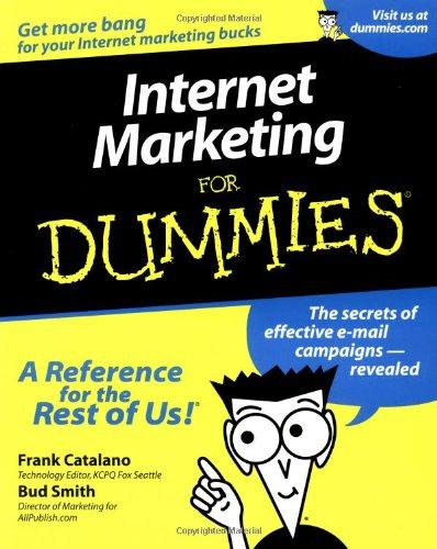 9780764507786: Internet Marketing For Dummies
