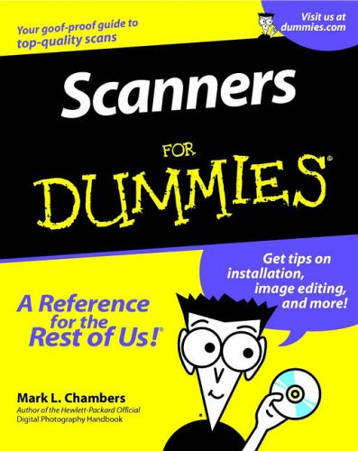 9780764507830: Scanners For Dummies? (For Dummies (Computer/Tech))